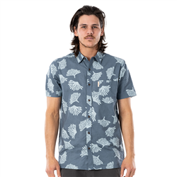 Rip Curl Saltwater Culture Shirt - Washed Navy