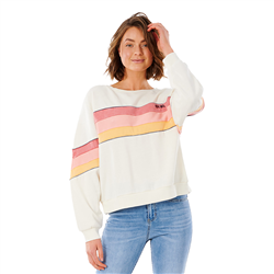 Rip Curl Golden State Sweatshirt - Bone