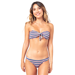 Rip Curl Golden State Bandeau Set - Navy