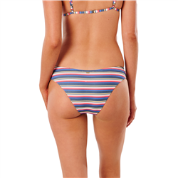 Rip Curl Golden State Cheeky Hipster Bikini Bottoms - Navy