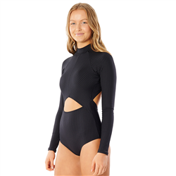 Rip Curl Premium Surf Good Swimsuit - Black