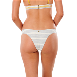 Rip Curl Salty Daze Skimpy Bikini Bottoms - Gold
