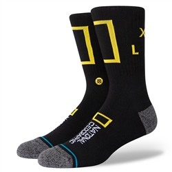 Stance Explore Arrow National Geographic Socks - Black