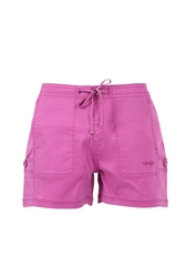 Weird Fish Willoughby Shorts - Mulberry
