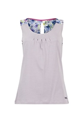 Weird Fish Nilly Vest - Lilac Hint