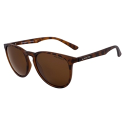 Dirty Dog Void Polarised Sunglasses - Satin Tortoise & Brown