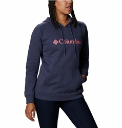 Columbia Logo Hoody - Nocturnal