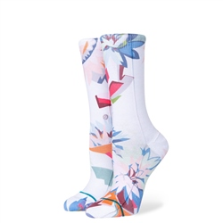 Stance Consistent Crew Socks - White