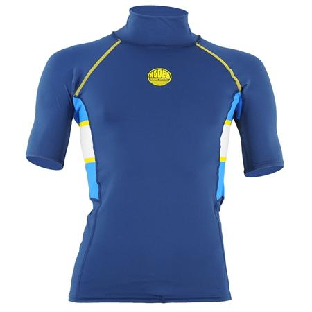 Alder Vapour Rash Vest - Blue  - Click to view a larger image