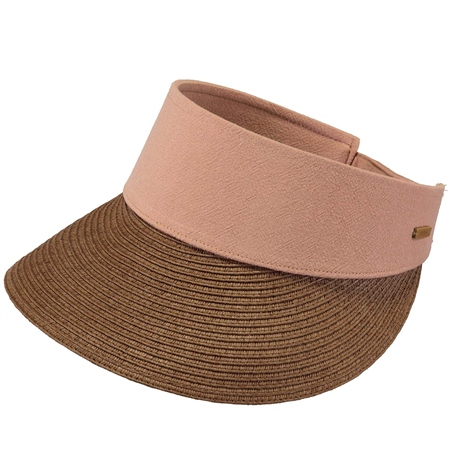 Barts Vesder Visor - Pink  - Click to view a larger image