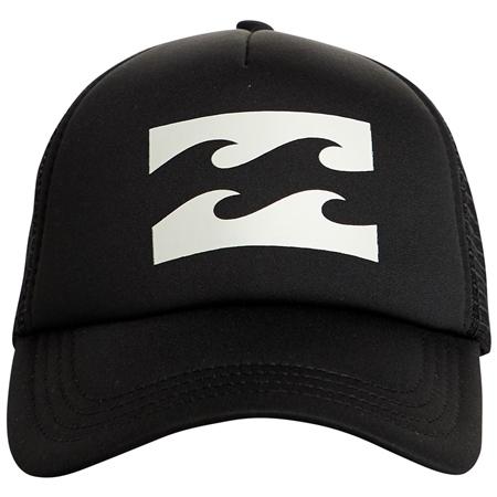 Billabong Trucker Cap - Black  - Click to view a larger image