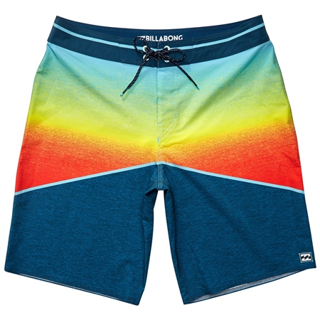 Billabong North Point Pro Boardshorts - Orange  - Click to view a larger image