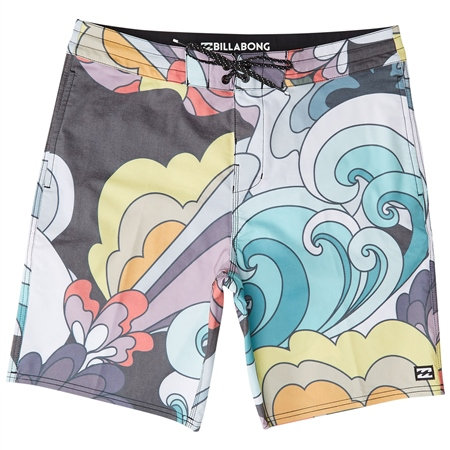Billabong Sundays Lo Tides Boardshorts - Multi  - Click to view a larger image