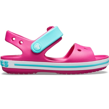 Crocs CrocBand Sandals - Pink  - Click to view a larger image