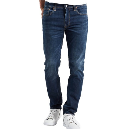 Levi's 512 Slim Taper Jeans - Blue  - Click to view a larger image
