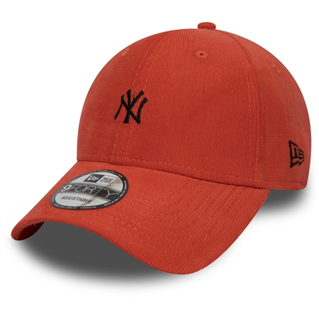 New Era CB 9 Forty Cap - Orange  - Click to view a larger image