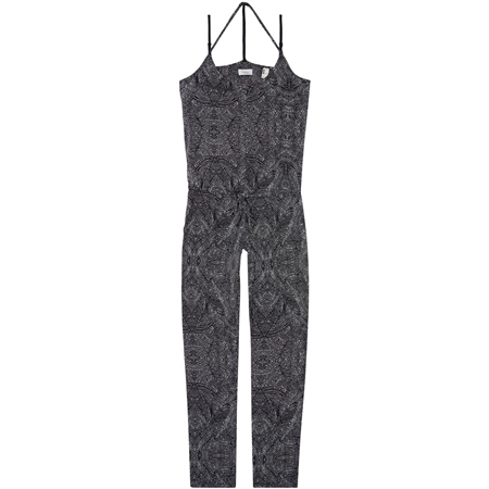 O'Neill Sand City Jumpsuit - Black & White  - Click to view a larger image