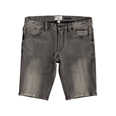 Quiksilver Distortion Walkshorts - Stone Grey  - Click to view a larger image