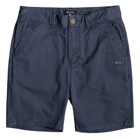 Quiksilver Krandy Chino Walkshorts - Blue  - Click to view a larger image