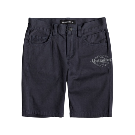 Quiksilver Mel Is Born Walkshorts - Blue Nights  - Click to view a larger image