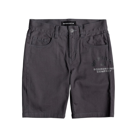Quiksilver Mel Is Born Walkshorts - Iron Gate  - Click to view a larger image