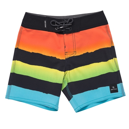 Rip Curl Mirage Blowout Groms Boardshorts  - Aqua  - Click to view a larger image