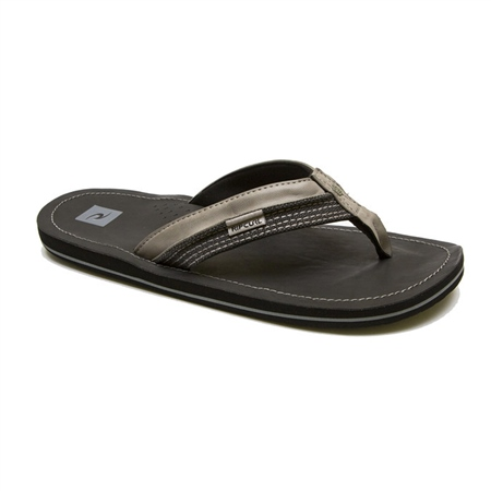 Rip Curl Ox Flip Flops - Grey  - Click to view a larger image
