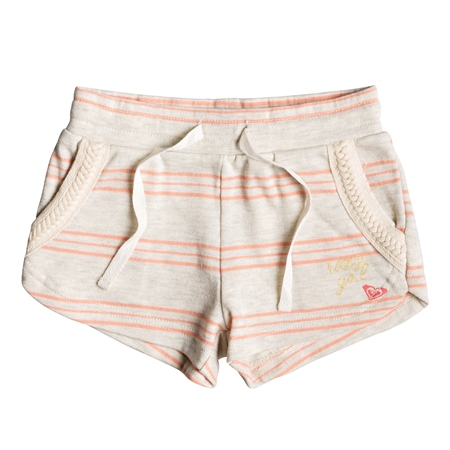 Roxy Mystery Sun Shorts - Metro Heather  - Click to view a larger image