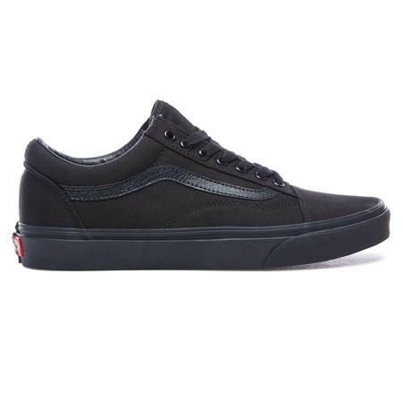 Vans Old Skool Shoes in Black   Vans