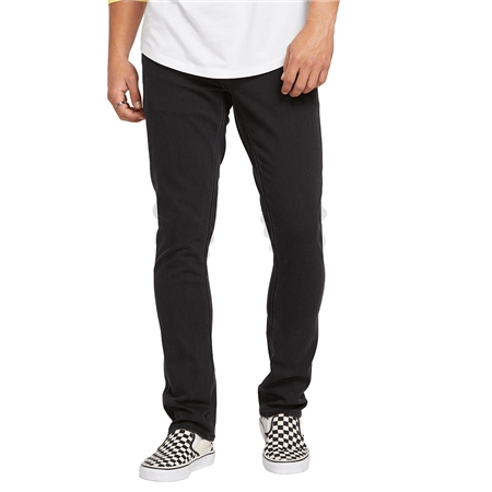 Volcom 2X4 Denim Jeans - Ink  - Click to view a larger image