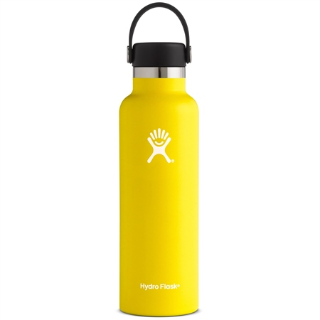 Hydro Flask Standard 21oz Bottle - Lemon  - Click to view a larger image