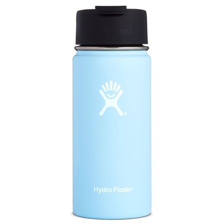 Hydro Flask WM Coffee 16oz Bottle - Frost  - Click to view a larger image