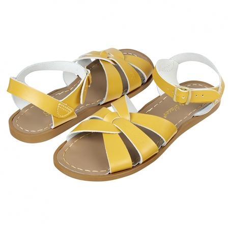 Salt-Water Original Sandals  - Mustard  - Click to view a larger image