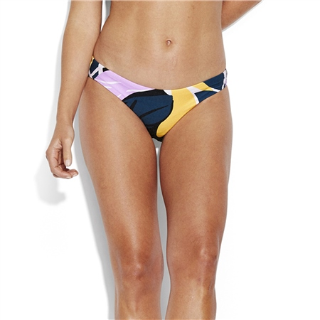 Seafolly Cut Copy Hipster Bikini Bottoms - Blue  - Click to view a larger image