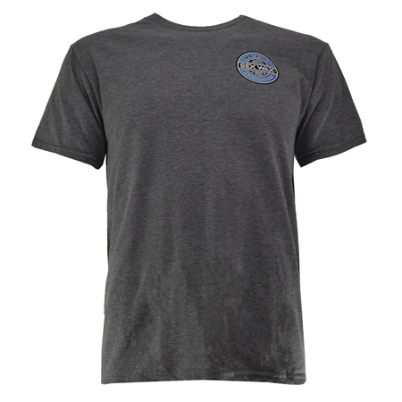 Sex Wax The Fade T-Shirt - Grey  - Click to view a larger image