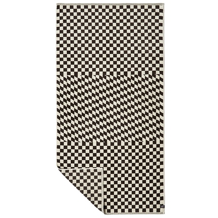 Slowtide Rook Towel  - Black  - Click to view a larger image