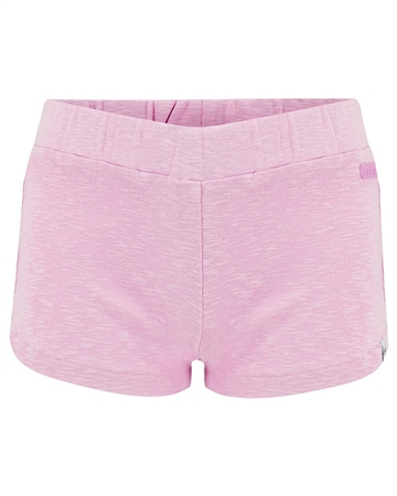 Animal Young Girls Tabbie Jogger Shorts - Pink  - Click to view a larger image