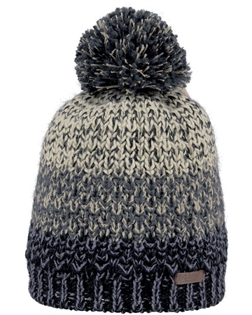 Barts Lester Beanie - Black  - Click to view a larger image