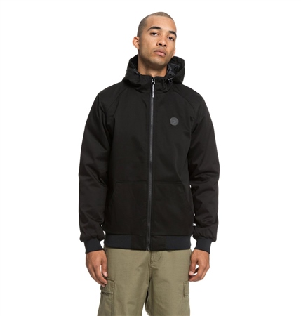 DC Shoes Ellis Jacket - Black  - Click to view a larger image