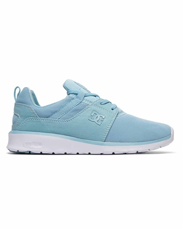 DC Shoes Heathrow Shoes - Light Blue  - Click to view a larger image