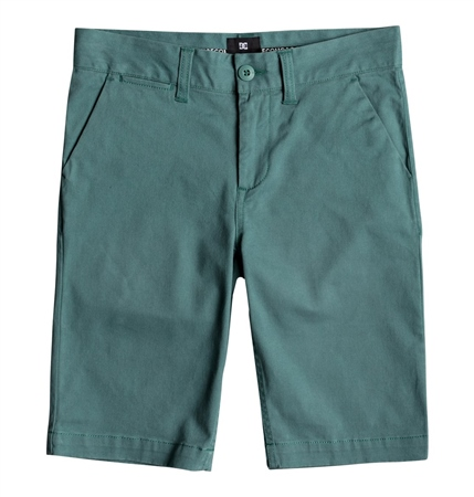 DC Shoes Worker Walkshorts - Deep Sea  - Click to view a larger image