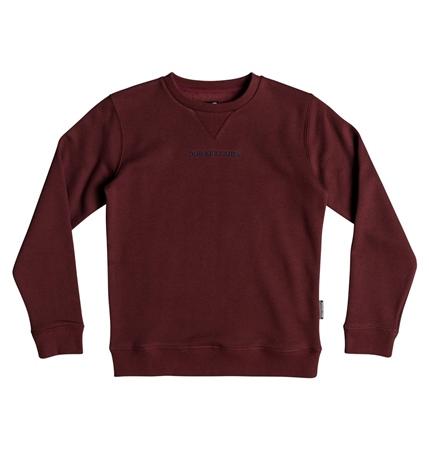 DC Shoes Craigburn Sweatshirt - Cabernet  - Click to view a larger image