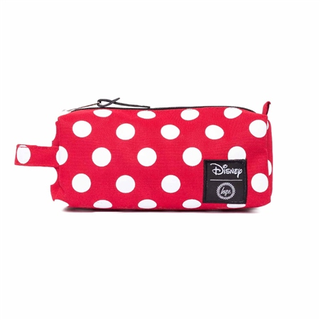 Hype Minnie Pencil Case - Red  - Click to view a larger image