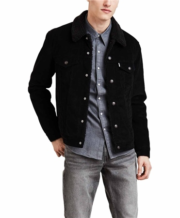 Levi's Type 3 Truck Jacket  - Black  - Click to view a larger image