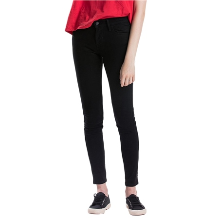 Levi's Innovation Super Skinny Jeans - Black  - Click to view a larger image