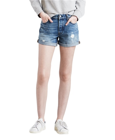Levi's 501 Long Shorts - Multi  - Click to view a larger image