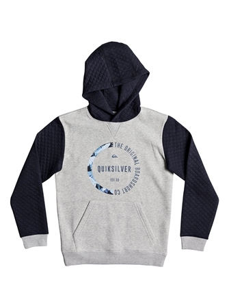 Quiksilver Bundsy Hoody - Navy Blazer  - Click to view a larger image