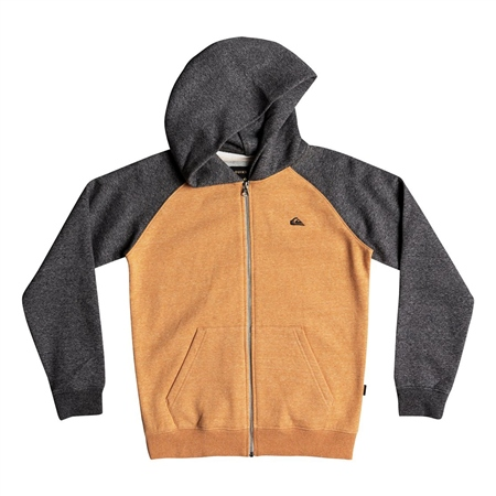 Quiksilver Everyday Hoody - Gold  - Click to view a larger image
