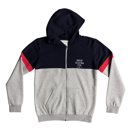 Quiksilver Kumano Fleece - Navy  - Click to view a larger image