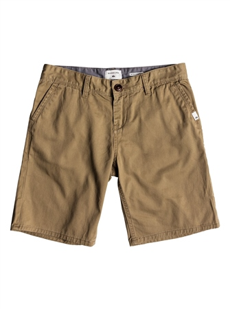 Quiksilver Everyday Chino Walkshorts - Elmwood  - Click to view a larger image